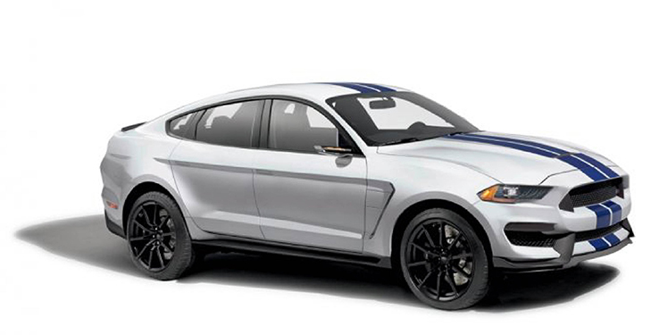 Ford Mustang SUV